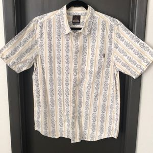 Men's Prana short sleeve button down